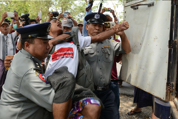 Mayanmar Protest 3