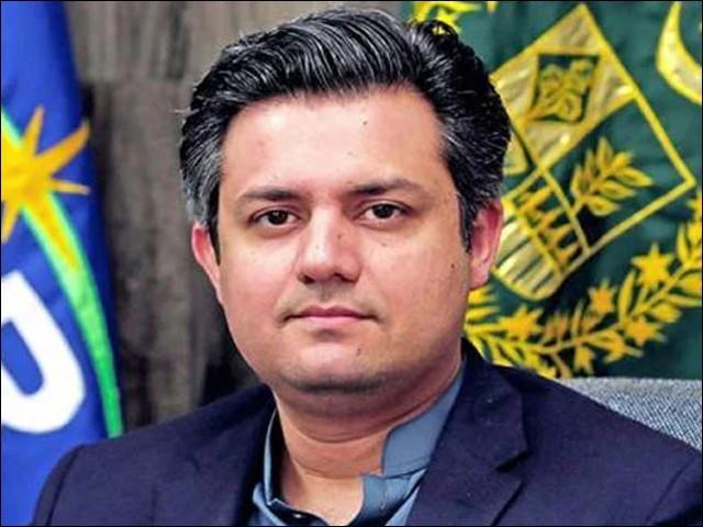 حماد اظہر وزیراعظم کی آشیر باد سے حفیظ شیخ کے 'خفیہ نائب' کا کردار ادا کر رہے تھے۔ (فوٹو: فائل)