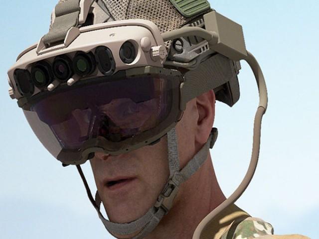 ان ہیڈ سیٹ کی بدولت فوجیوں کو زیادہ محفوظ اورکارکردگی کوزیادہ موثر کیا جاسکے گا۔