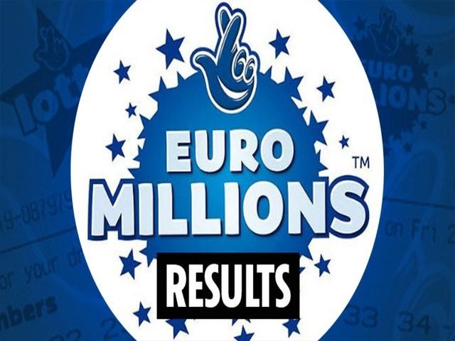 یہ برطانیہ میں رواں سال یورو ملین جیک پاٹ کی دوسری قرعہ اندازی ہے۔