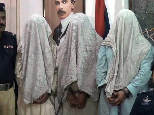ڈاکوؤں نے لوٹی رقم ٹورمیں شاہانہ اندازسے خرچ کی،ڈاکوؤں سے ایک لاکھ 60 ہزار روپے برآمد کرلیے،ایس ایس پی وسطی