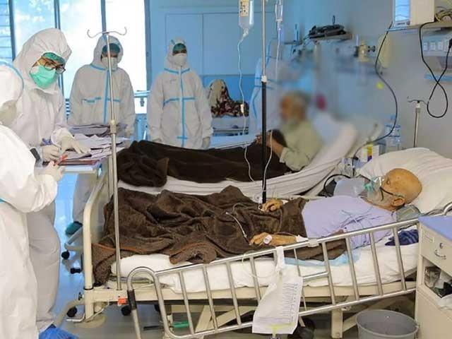 تمام صورتحال کو مانیٹر کیا جارہا ہے، اسپتال ترجمان فوٹو: فائل
