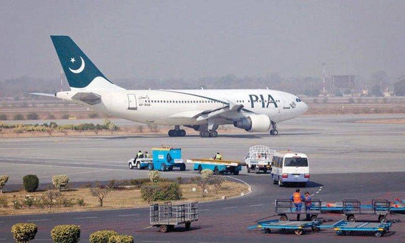 یورپی یونین کی جانب سےعائد پابندیوں کی وجہ سے پی آئی اے برطانیہ کے لیے اپنے تمام آپریشن چارٹرڈ جہازوں سے کر رہی ہے۔