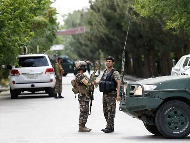 طالبان کی جانب سے حملے کی ذمہ داری قبول کرلی گئی ہے - فوٹو: فائل