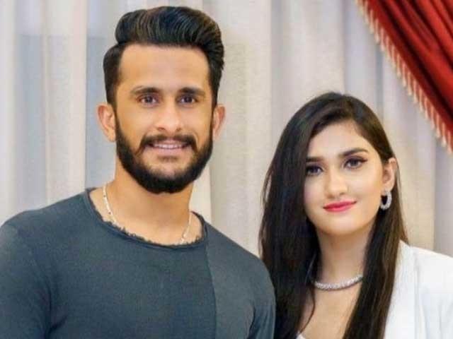 حسن علی اور سامعہ نے اپنی بیٹی کا نام ہیلینا حسن علی رکھا ہے فوٹو سوشل میڈیا