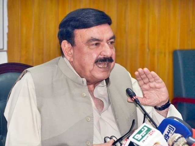 پنجاب میں آئندہ الیکشن پی ٹی آئی اور(ن) لیگ کے درمیان ہوگا، وزیر داخلہ۔ فوٹو:فائل