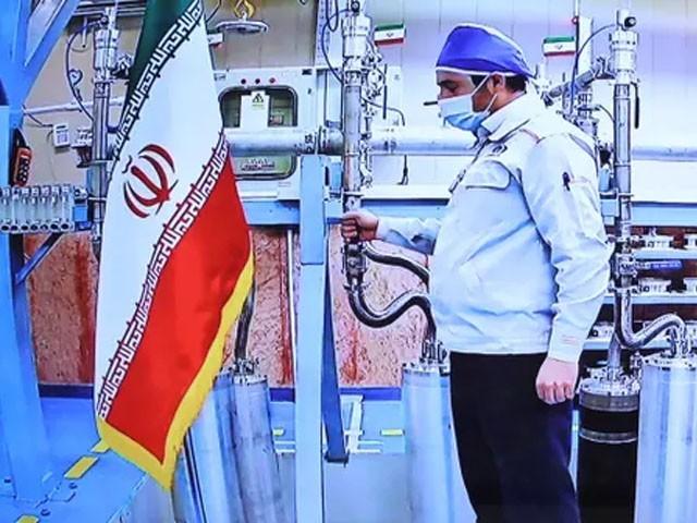 ایران میں یورینیئم افزودگی کے دوران جوہری پلانٹ میں حادثہ