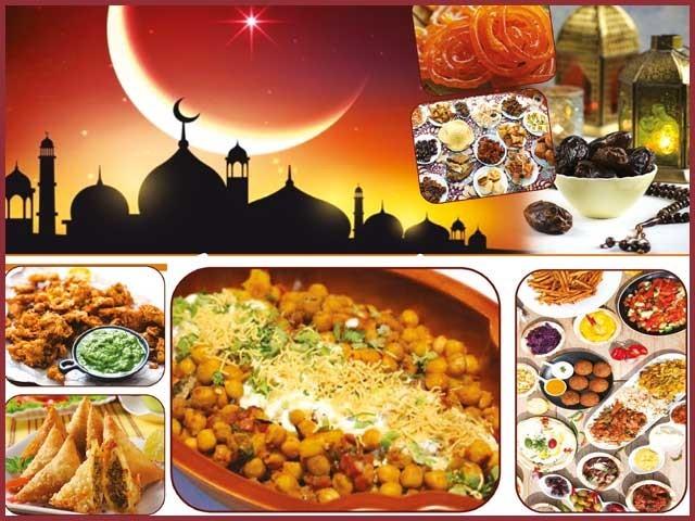 سحرو افطار میں کیسی غذائوں کا استعمال کیا جائے، وزن کم کرنے کیلئے کیا تدابیر اختیار کی جائیں؟فوٹو : فائل