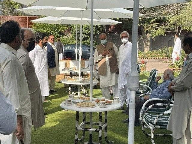 جہانگیر ترین نے ہم خیال اراکین اسمبلی کا ایک اور اہم اجلاس بلالیا ہے، ذرائع۔ فوٹو:فائل