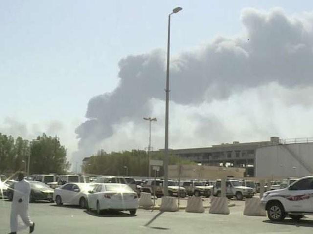 سعودی عرب نے حملے کی تردید یا تصدیق نہیں کی، فوٹو: فائل