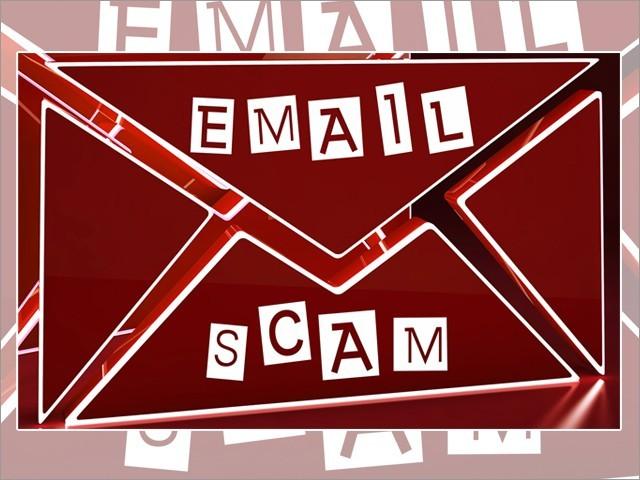 ایف بی آر نے جعلی اور وائرس زدہ ای میلز سے متعلق الرٹ جاری کر دیا (فوٹو : فائل)