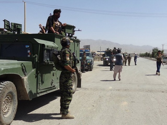 فائرنگ کا واقعہ ذاتی دشمنی کا شاخسانہ ہے اور ہلاک افراد کا تعلق ایک ہی خاندان سے ہے، افغان پولیس
