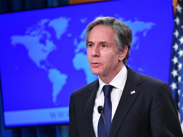 دہشت گردی کا خطرہ اب افغانستان کے بجائے دوسری جگہوں پر منتقل ہوگیا ہے، امریکی وزیر خارجہ