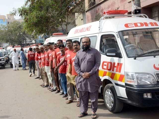 ہم کورونا وائرس کے ان حالات میں بھارت کی مدد کیلئے تیار ہیں، فیصل ایدھی۔ فوٹو:فائل