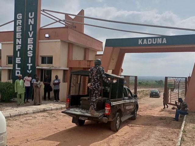 مسلح افراد نے 22 طلبا کو اغوا کیا تھا، فوٹو: فائل
