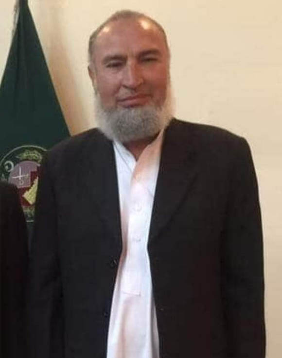 ATC Justice Aftab Afridi killd peshawer 2