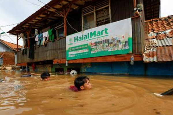 flood in indonesia 3