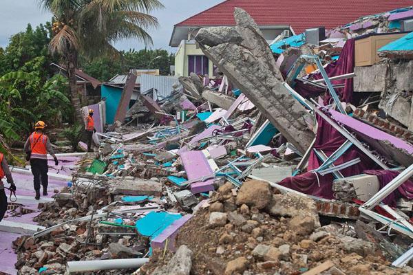 indonesia earth quake 2