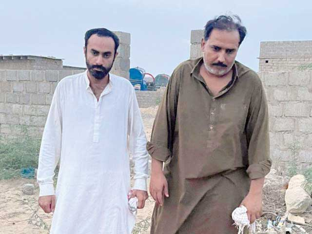 ایکسپریس نیوز - کراچی؛ منگھوپیر سے 2 مغوی بازیاب، 3 اغوا کار مارے گئے thumbnail