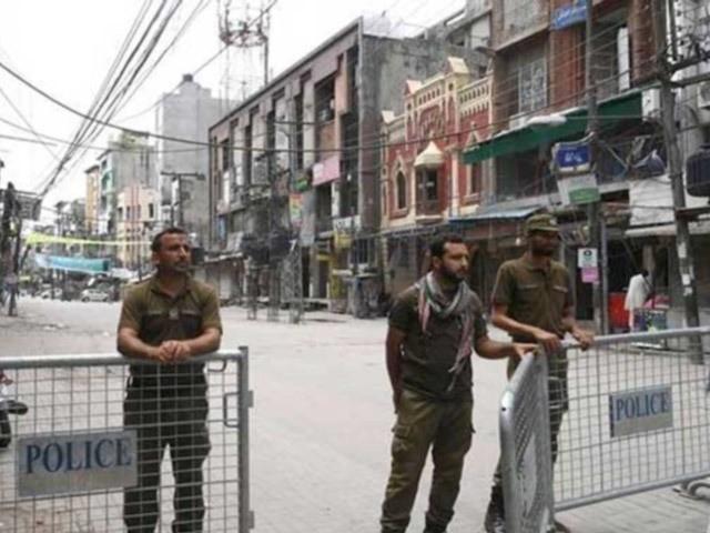 Punjab Hakoomat Ka Complete Lock Down Ka Faisla