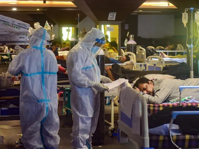 گزشتہ 24 گھنٹوں کے دوران کورونا وائرس 3979 اموات ریکارڈ، بھارتی میڈیا