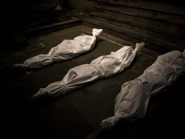 جاں بحق ہونے والے بچوں کی عمریں 5 سے 12 سال کے درمیان تھی، ریسکیو۔ فوٹو:فائل