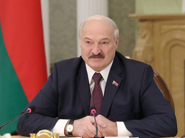 Belarus's president has issued an official order in response to his assassination