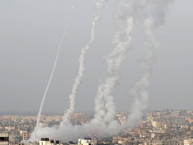 Israeli airstrikes on Gaza kill 9 Palestinians, including 3 children