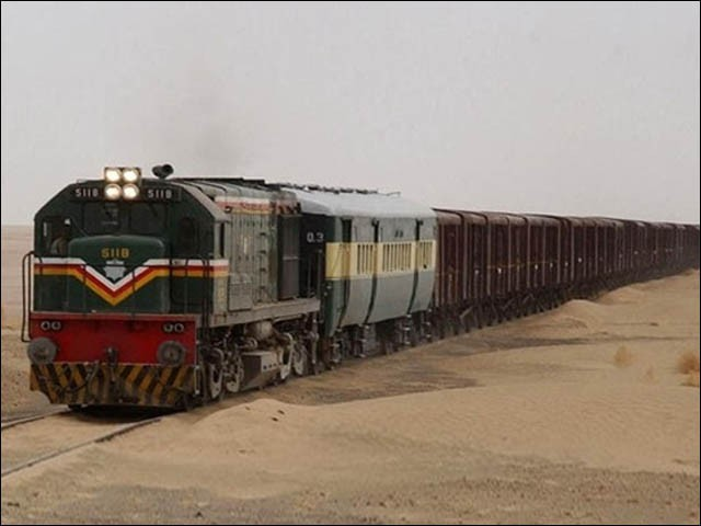 Pakistan Railways announces clear reduction in freight rates