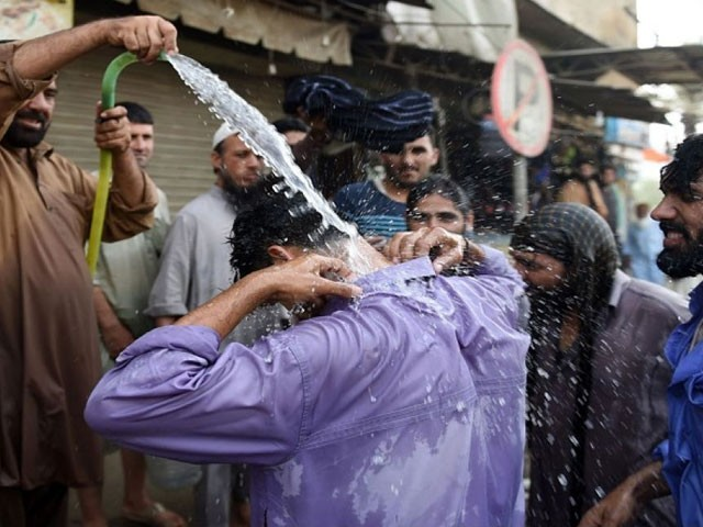 The Meteorological Department has forecast severe heat in Karachi