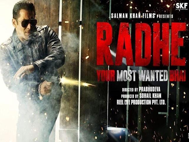 پربھو دیوا کی ہدایت کاری میں بننے والی اس فلم میں ڈیشا پٹنی، جیکی شیروف اور رندیپ ہودا بھی کام کر رہے ہیں۔(فوٹو:انٹرنیٹ)