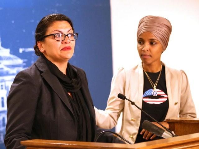 امریکی کانگریس میں رکن پارلیمنٹ فلسطین کا ذکر کرتے ہوئے رو پڑیں