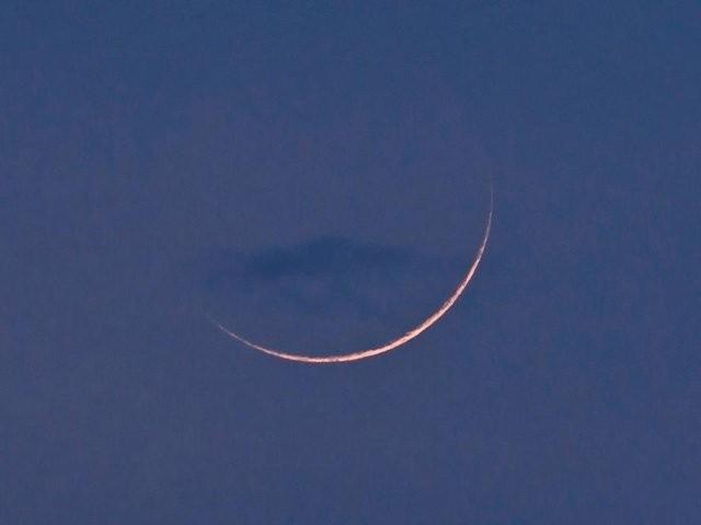 علمی اعتبار سے 12 مئی کو پاکستان کے کسی بھی علاقے میں دوربین سے بھی نیا چاند نظر آنے کا امکان نہیں تھا