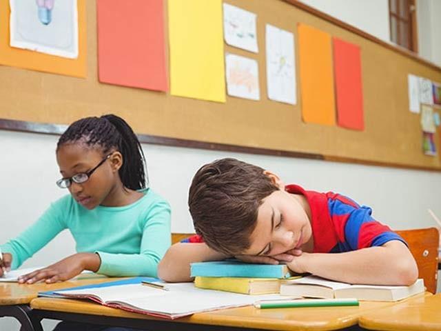 اے ڈی ایچ ڈی میں متبلا بچوں کو سانس اور یوگا کی مشقیں کرائی جائیں تو اس کے مثبت نتائج برآمد ہوسکتے ہیں۔ فوٹو: فائل