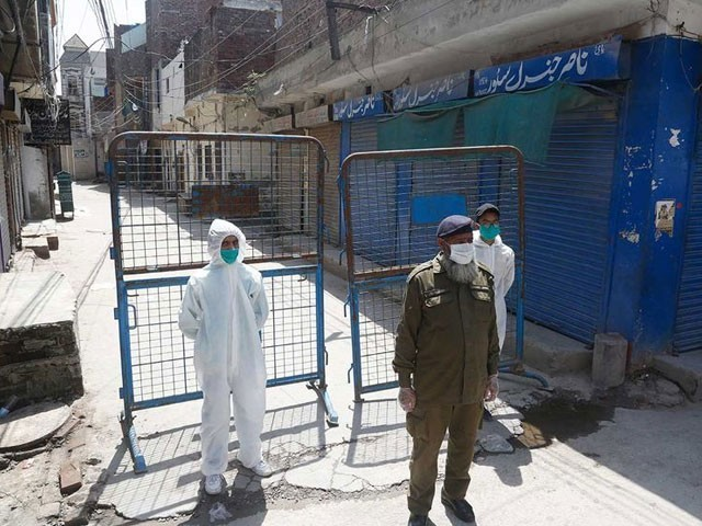 Consideration to extend lockdown in Punjab till May 24