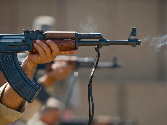 In Kandhkot, firing in Jagirani and Chachar tribes, 9 people were killed