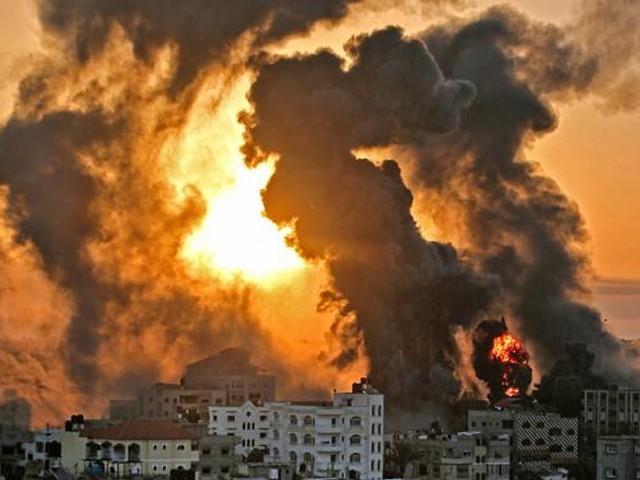 اسرائیلی کی غزہ میں بجلی کے نظام کو بند کرنے کی دھمکی