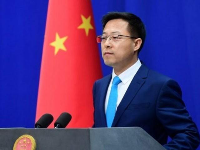 چین نے فلسطین کے مسئلے کے حل کیلیے دو ریاستی فارمولا پیش کیا، فوٹو: فائل