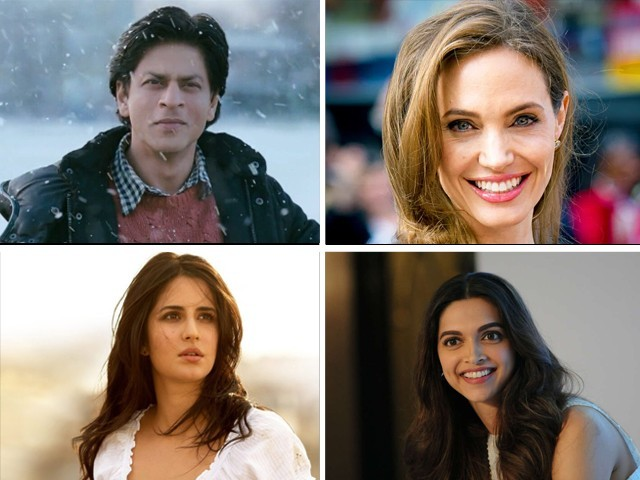 Bollywood actors in love with Hollywood actors