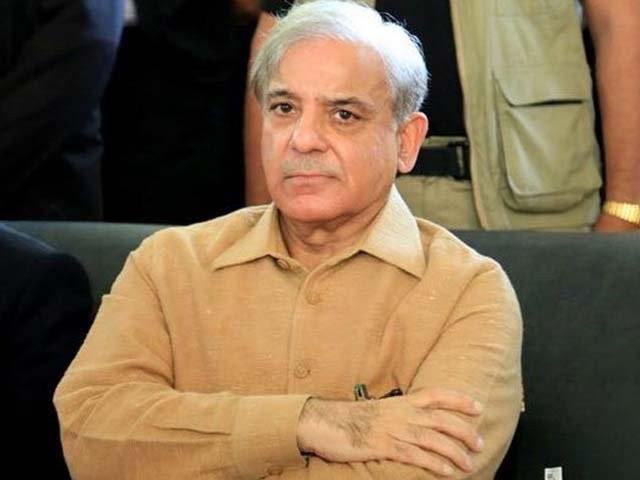 وفاقی کابینہ نے اپوزیشن لیڈر شہباز شریف کا نام ایگزٹ کنٹرول لسٹ میں ڈالنے کی منظوری دے دی تھی۔(فوٹو:فائل)