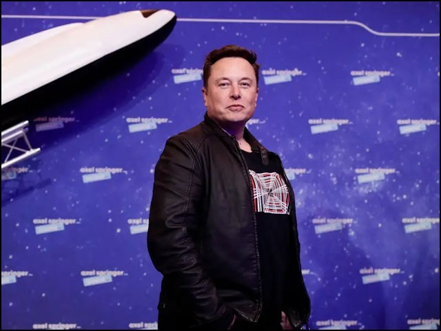 One tweet deprived Elon Musk of the title of the second richest man