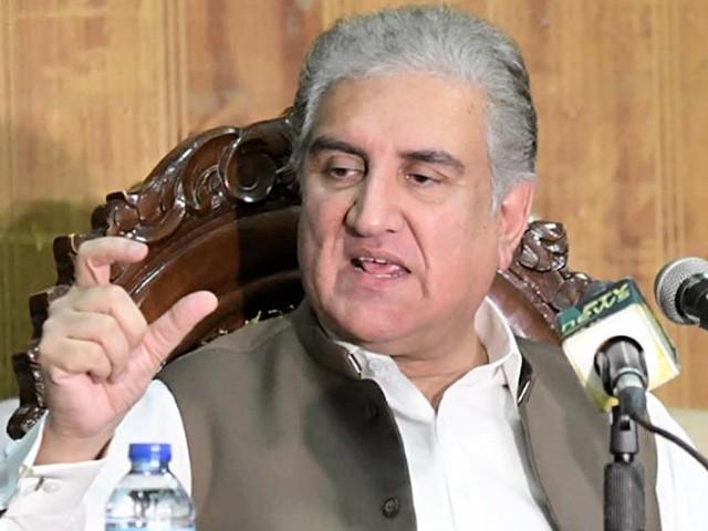 Membership of those violating party discipline may be affected, says Shah Mehmood Qureshi