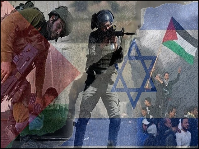 Palestine-Israel conflict, facts and racism