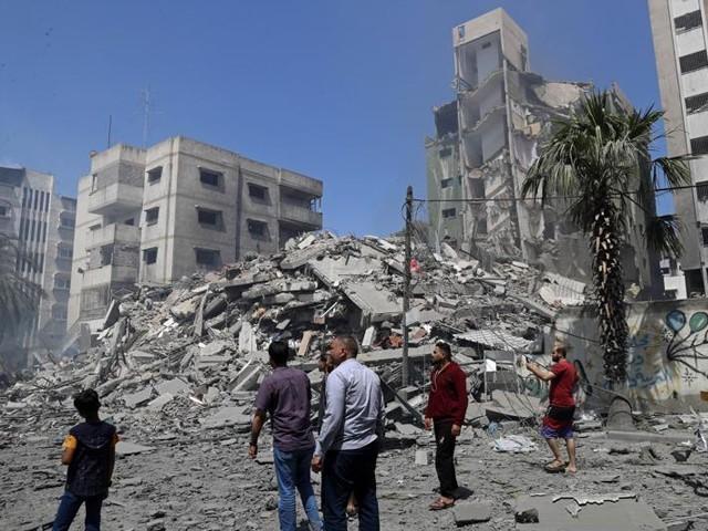 امریکی صدر جو بائیڈن کا اسرائیلی وزیراعظم کو ٹیلیفون، جنگ بندی کے لیے غزہ میں کشیدگی کم کرنے پر زور
