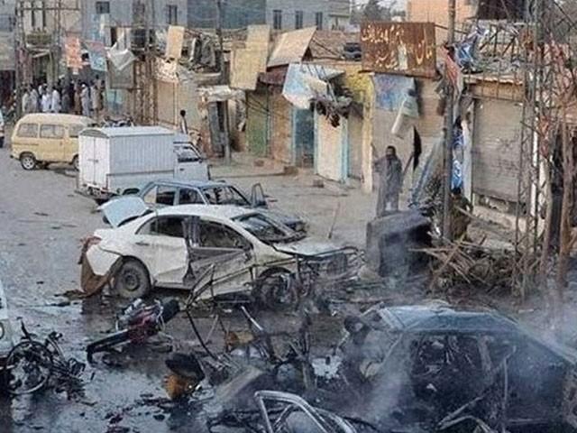 دھماکے میں جے یو آئی نظریاتی کے رہنما قادر لونی محفوظ رہے، ریسکیو ذرائع. فوٹو:فائل