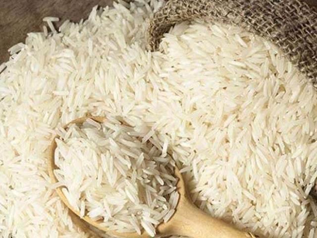 فریٹ ریٹ میں اضافے کی وجہ سے رواں سال چاول کی برآمدت دو ارب ڈالر سے کم رہنے کی توقع ہے۔(فوٹو:فائل)