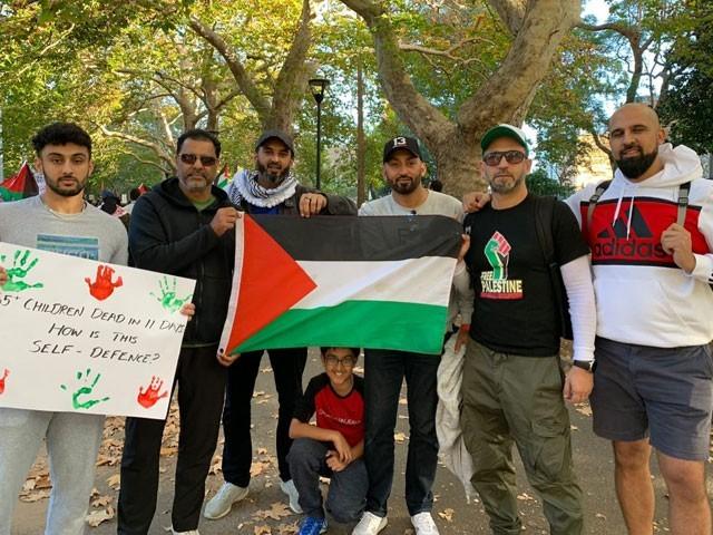اللہ فلسطین میں موجود بھائی بہنوں کی مدد فرمائے، وقار یونس