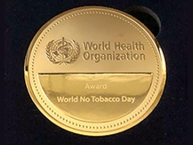 حکومت تمباکو صنعت پر ٹیکس میں اضافے کیلیے ہیلتھ لیوی نافذ کرے، ڈاکٹر ضیاء الدین۔ فوٹو: سوشل میڈیا