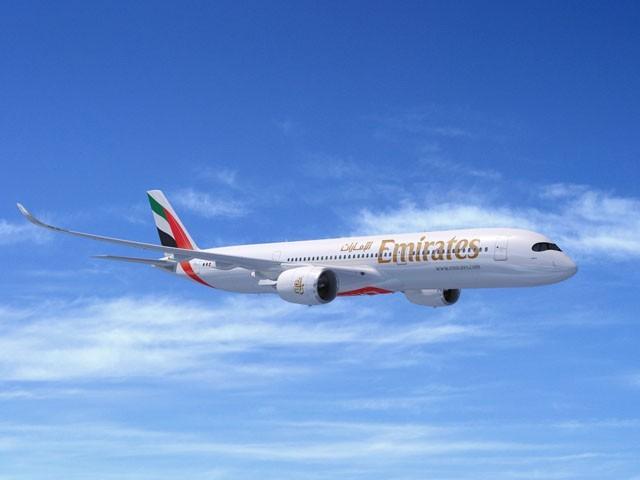 متحدہ عرب امارات نے بھارت سے پروازوں پر پابندی عائد کر رکھی ہے، فوٹو: فائل