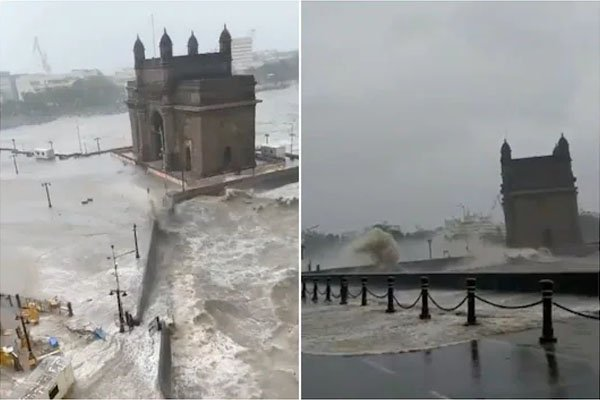 Cyclone takte hit india 4